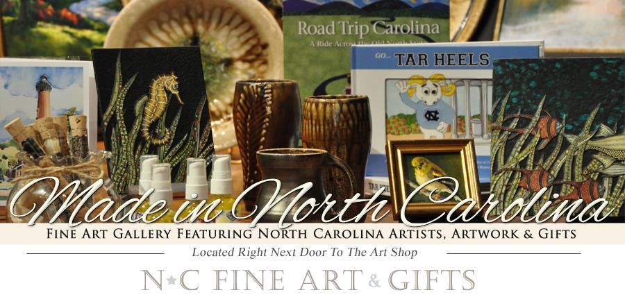 Handmade Baskets North Carolina : Nc fine art gifts local artist handmade gift gallery