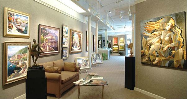 THE ART SHOP | Fine Art Gallery & Custom Framing