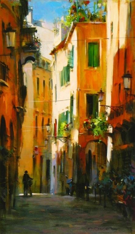24 x 14 Street of Padua 7600