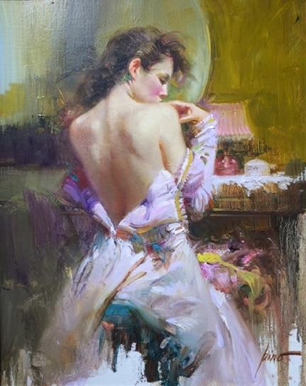 Ballgown by Artist Pino Daeni