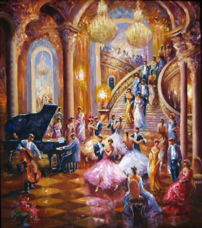CHRISTIAN JERECZEK - Ballroom Vertical