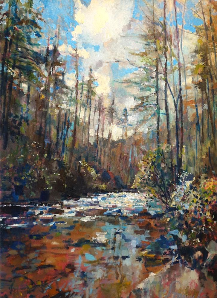 Christopher Strunk Tatula Creek