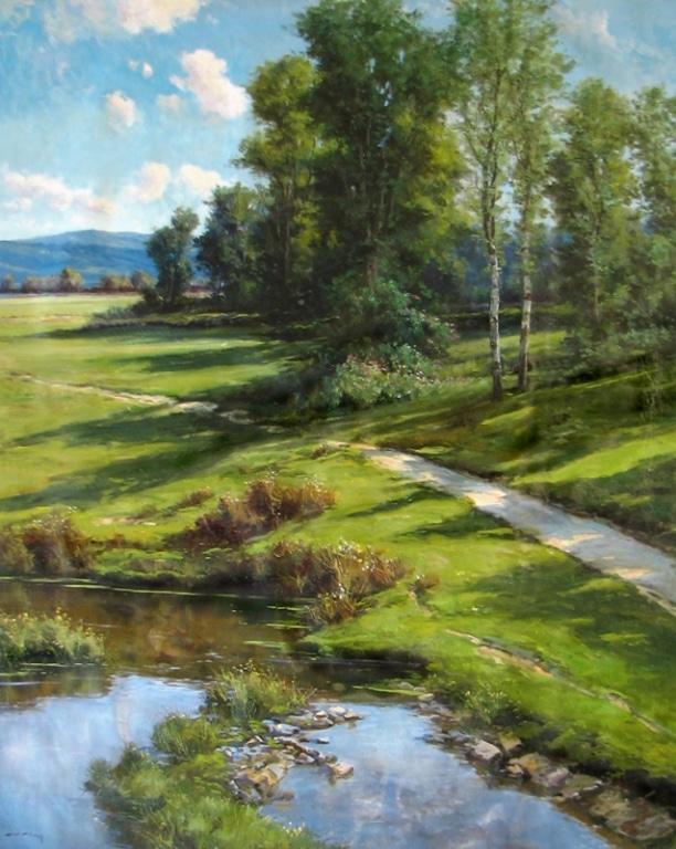 Colomer - Delightful Pathway Original