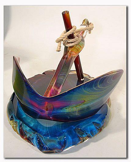 DINO ROSIN ARTIST -Anchor Clipper Artist Dino Rosin