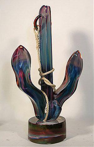 DINO ROSIN ARTIST -Anchor Steamship Artist Dino Rosin