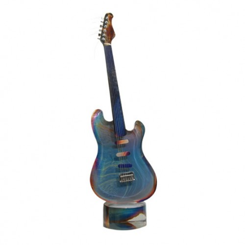 DINO ROSIN ARTIST - Electric Guitar by Dino Rosin Artist