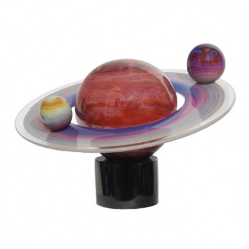 DINO ROSIN ARTIST - Saturn by Dino Rosin Artist