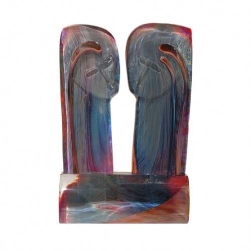 DINO ROSIN ARTIST - The Couple by Dino Rosin Artist