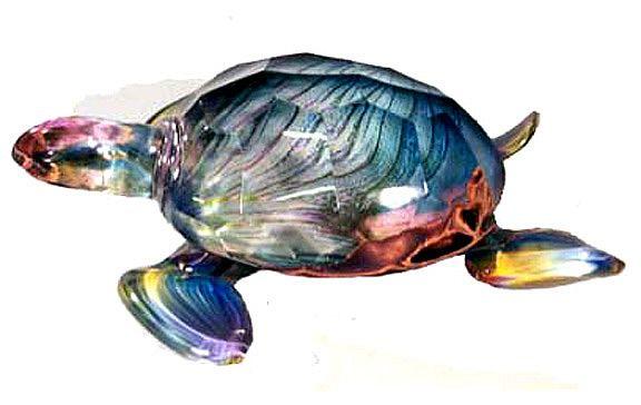 DINO ROSIN ARTIST - Turtle by Artist Dino Rosin