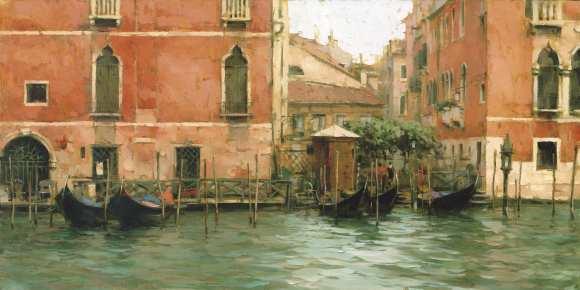 DMITRI DANISH ARTIST Venice