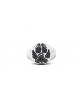 DOG FEVER - CHEVALIER RING - dog tag ring