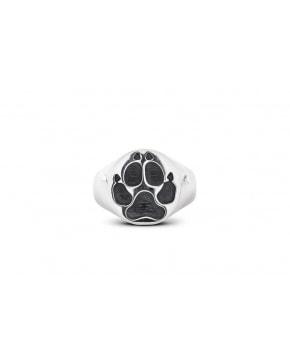 DOG FEVER - CHEVALIER RING - dog tag ring