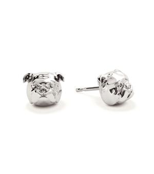 DOG FEVER - DOG EARRINGS - english bulldog earrings