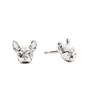 DOG FEVER - DOG EARRINGS - french bulldog earrings