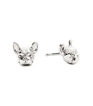 DOG FEVER - DOG EARRINGS - french bulldog earrings