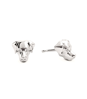 DOG FEVER - DOG EARRINGS labrador earrings
