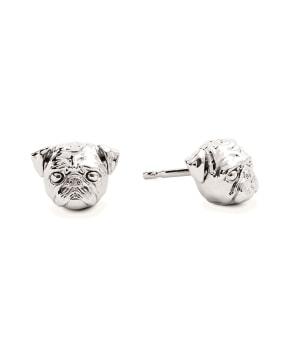DOG FEVER - DOG EARRINGS pug earrings