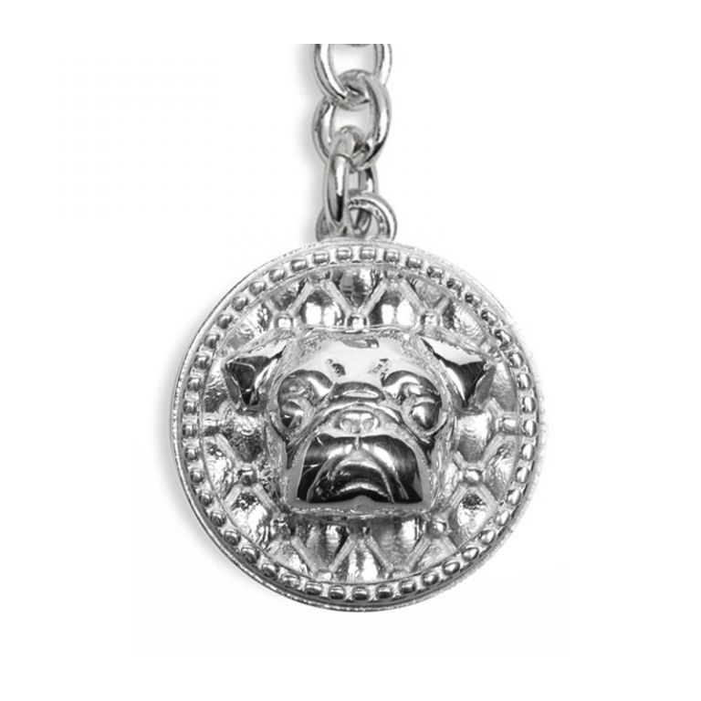 DOG FEVER - DOG KEY HOLDER - keyring pug