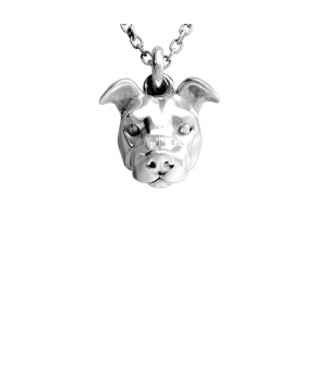DOG FEVER - DOG PENDENT - american staffordshire