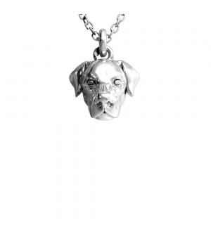 DOG FEVER -DOG PENDENT - labrador pendant