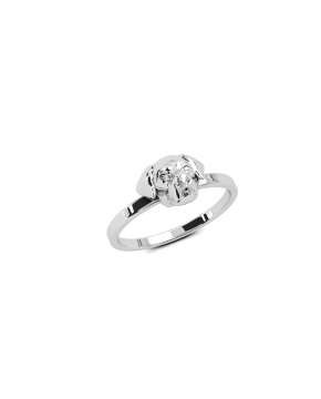 DOG FEVER - DOG RING - FINE RINGS - simple fine ring labrador fine ring