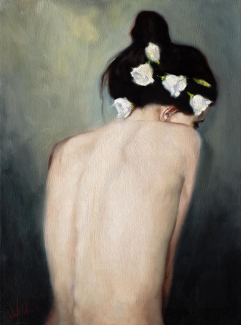 Daniel Del Orfano Artist - Bashful by Daniel Del Orfano Artist
