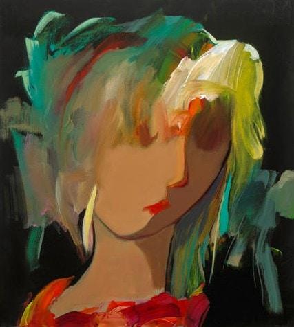Darya by Hessam Abrishami 20 x 18