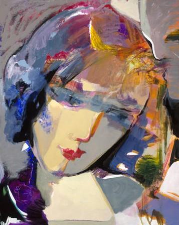 Dream of Beauty by Hessam Abrishami 30 x 24