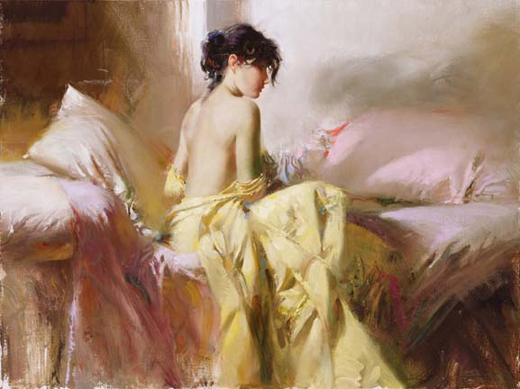 Ecstasy by Artist Pino Daeni Artwork