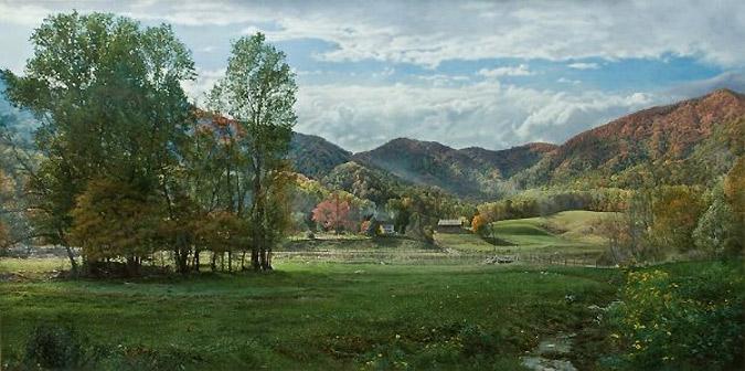 Engish Farm by Phillip Philbeck