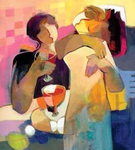 Everlasting by Hessam Abrishami 20 x 18