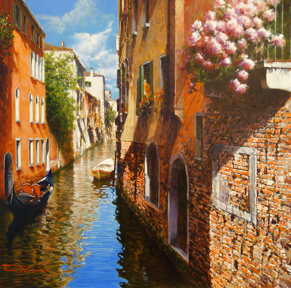 FIORE ARTIST - Colors of Venice