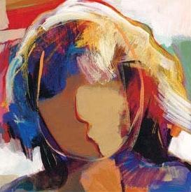 Faces - Florenza by Hessam Abrishami 12 x 12
