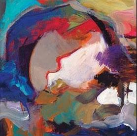 Faces Rosalia by Hessam Abrishami 12 x 12