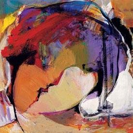 Faces Siena by Hessam Abrishami 12 x 12