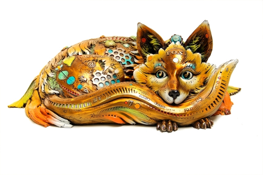 Foxy Large