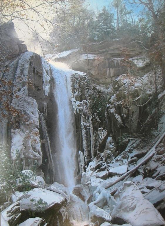 Frozen Falls smaller