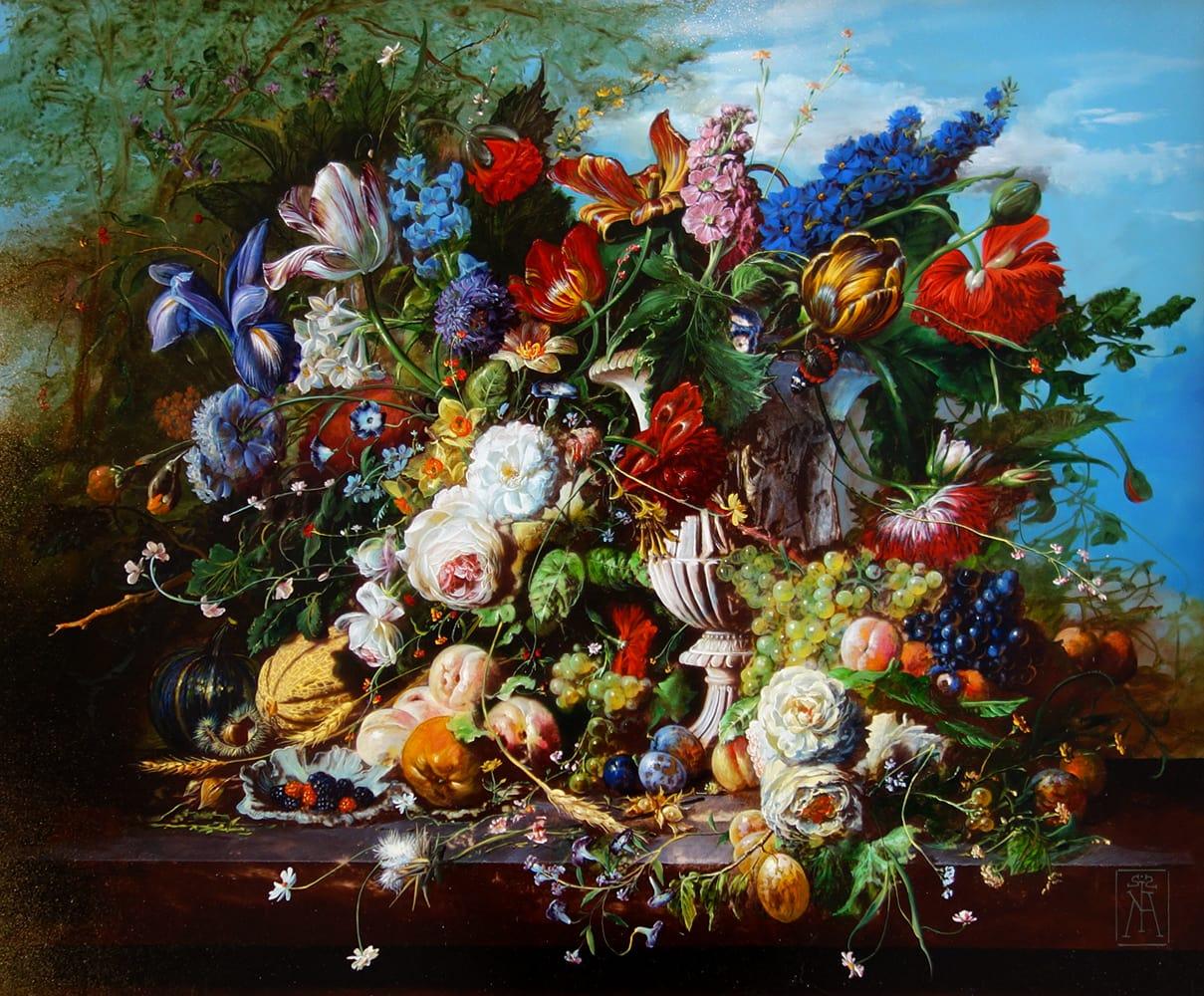 GYULA SISKA - Abundant Bouquet
