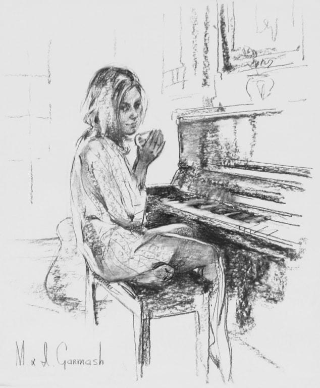 Garmash Sketch
