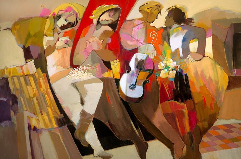 HESSAM ARTIST - Moments of Joy by Hessam Abrishami