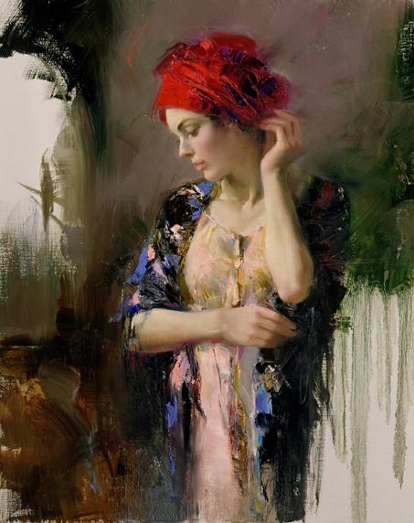 Harmony by Artist Pino Daeni Artwork