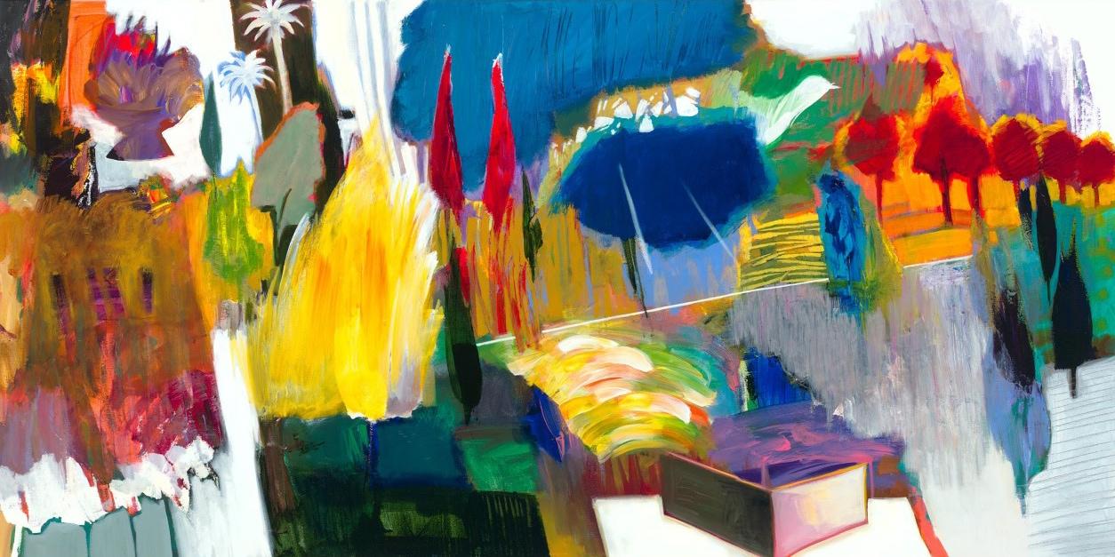 Hessam Abrishami Palm Horizon