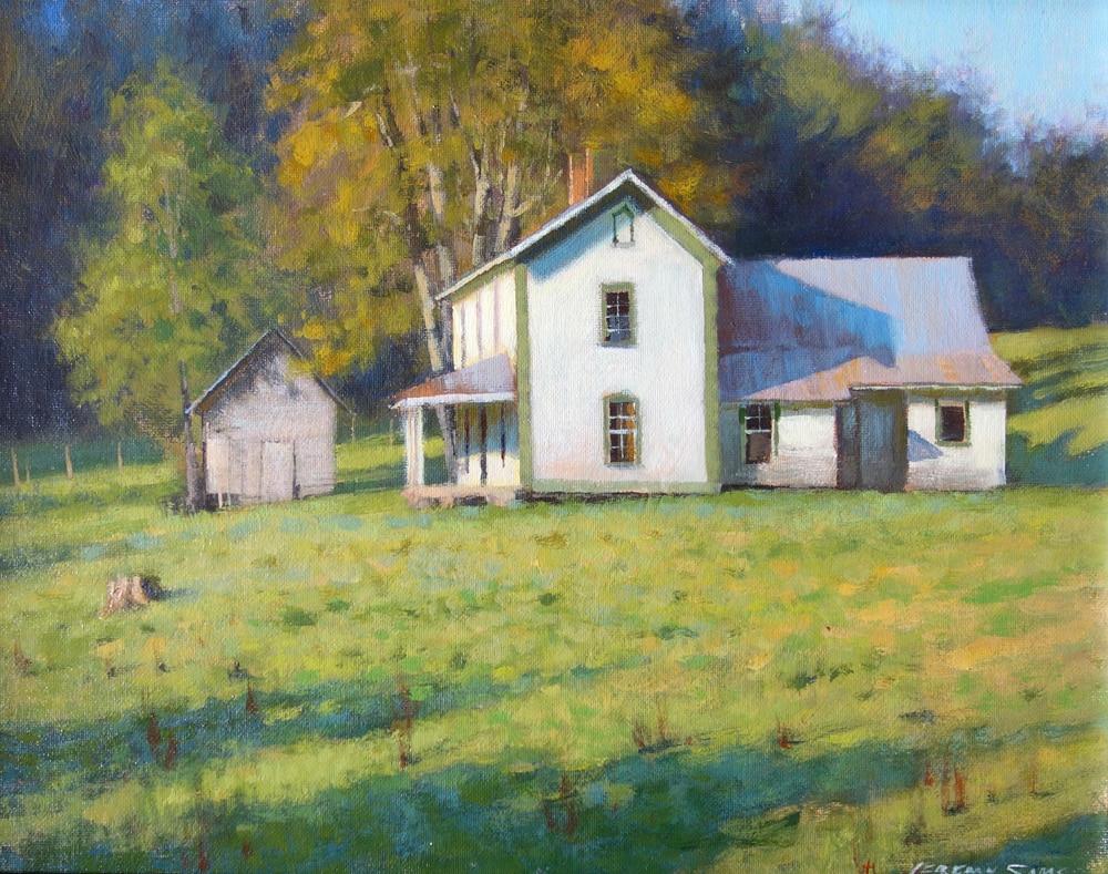 Jeremy Sams Homestead Memories 11 x 14 900
