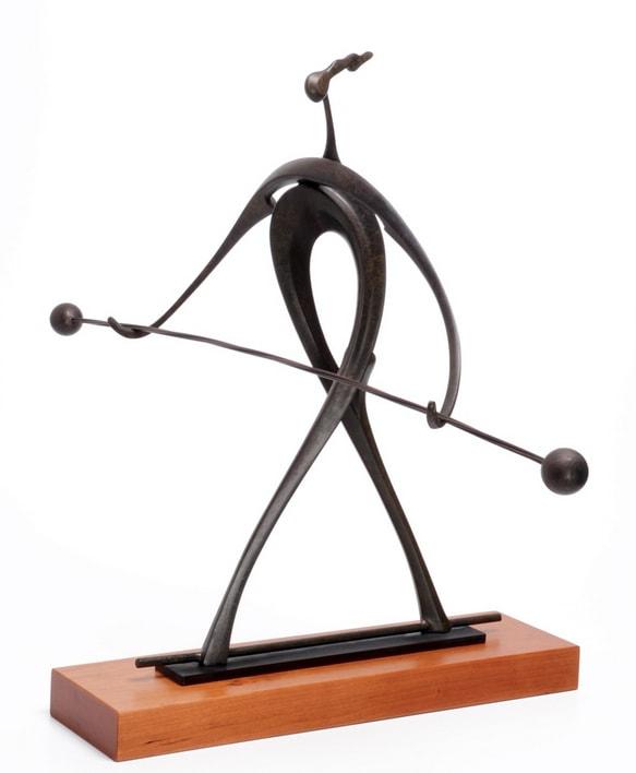 LEON BRONSTEIN ARTIST - Circus Circus by Leon Bronstein