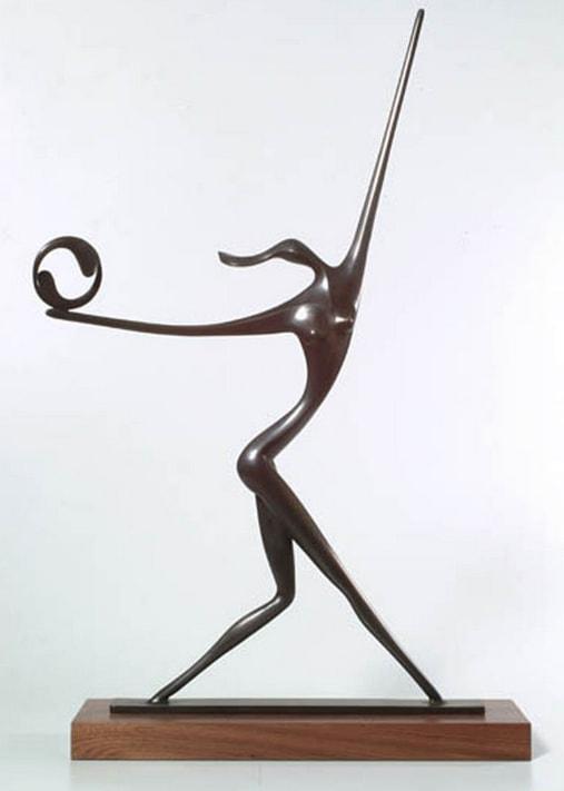 LEON BRONSTEIN ARTIST - The Disc by Leon Bronstein