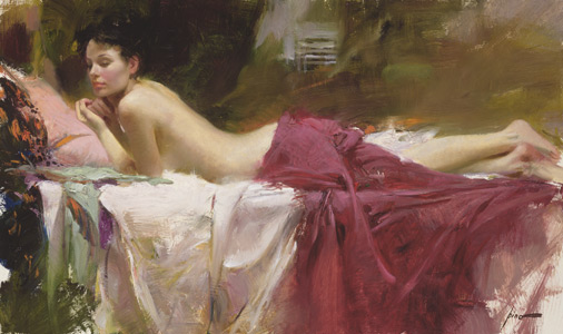 Love Notes by Artist Pino Daeni Artwork