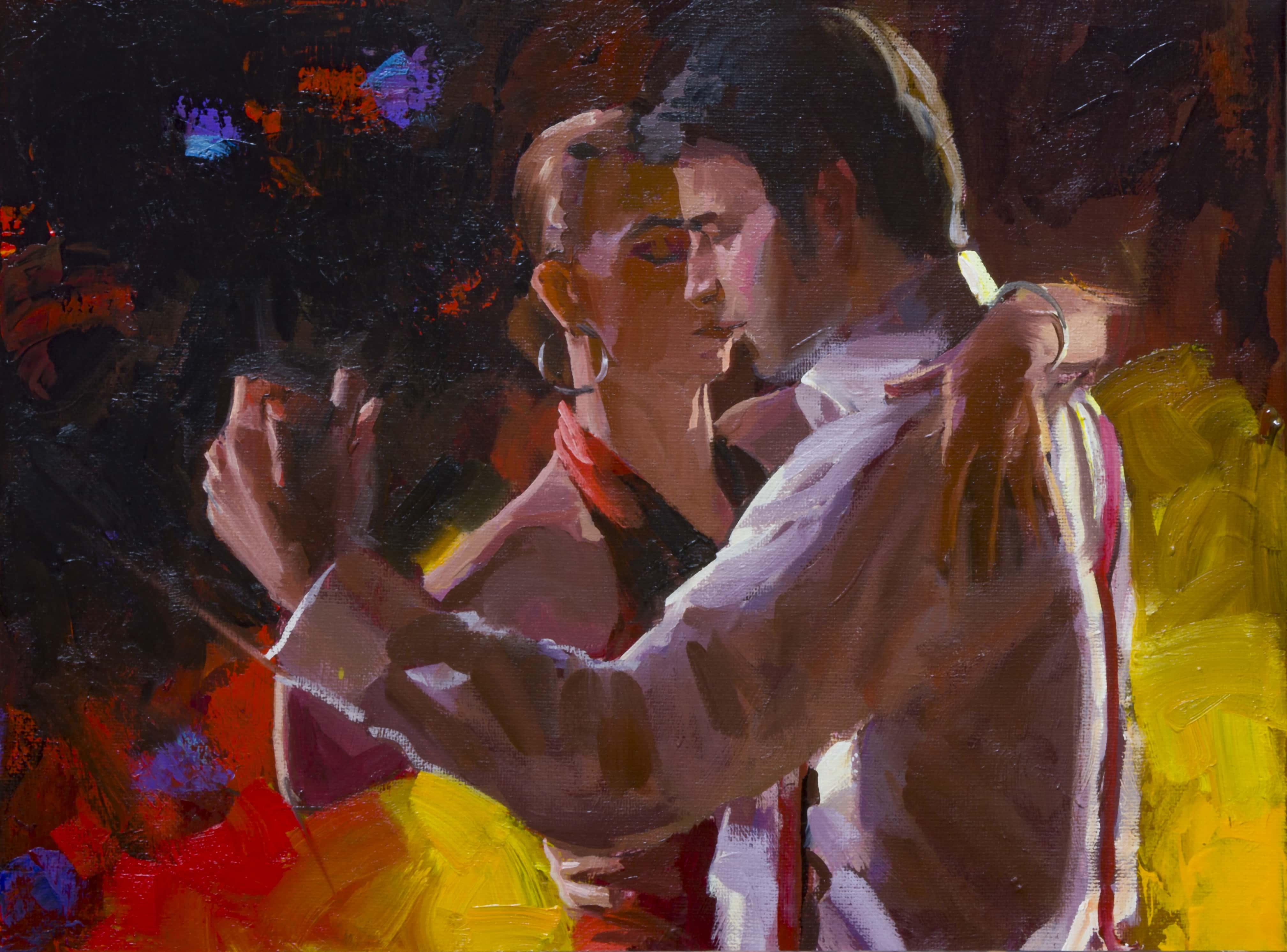 MATTEO ARTIST | Tango I by Matteo Artist
