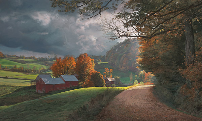 Memories of October by Phillip Philbeck