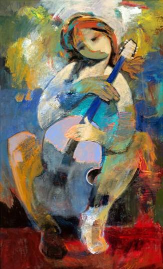 My Harmony by Hessam Abrishami 36 x 22