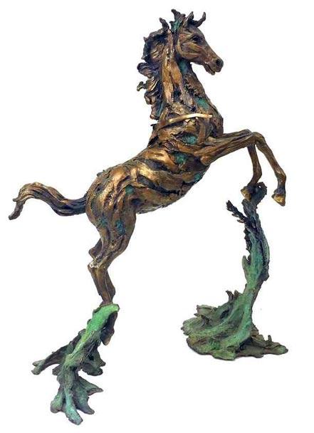 NANO LOPEZ ARTIST Apocalypto Horse